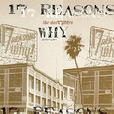 17 Reasons Why - The Dark Years - CD Cover