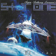 Star One Space Metal CD Cover