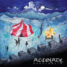 Accolade - Festivalia - CD Cover