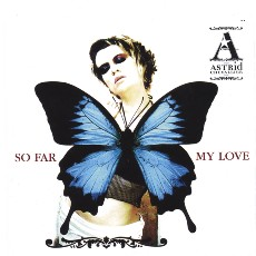 So Far My Love CD Cover Artwork