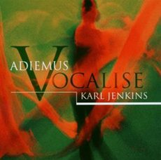 Vocalise CD Cover