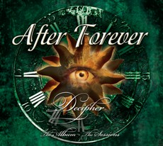 After Forever - Decipher: The Album - The Sessions - CD Cover
