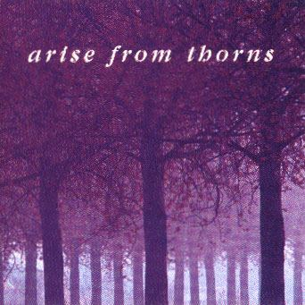 arise from thorns debut album cover