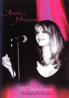 LIVE Studio Concert DVD Cover