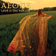 Aeone - Love is the Healer - Cover Artwork