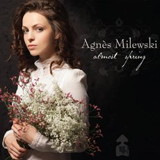 Agnès Milewski - Almost Spring - CD Cover