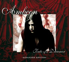 Ambeon - Fate of a Dreamer: Expanded Edition - CD Cover