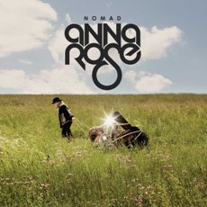 Anna Rose - Nomad - CD Cover