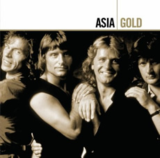 Asia Gold CD Cover