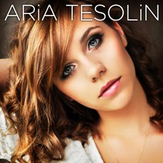 Aria Tesolin EP - CD Cover