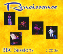 BBC Sessions Cover Artwork - Click to access Northern Lights