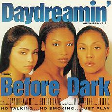 Before Dark Daydreamin' CD Cover
