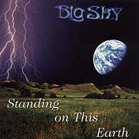 Big Sky Standing On This Earth CD Cover
