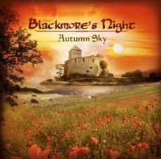 Blackmores Night -  Autumn Sky - EU CD Cover