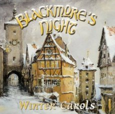 Winter Carols CD Cover