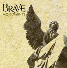 Brave - Monuments - CD Cover