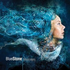 Blue Stone - Messages - CD Cover