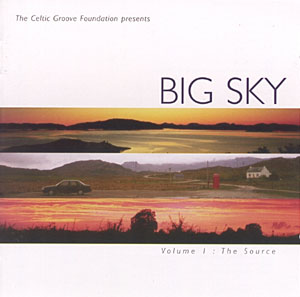 Big Sky Volume 1: The Source CD Cover