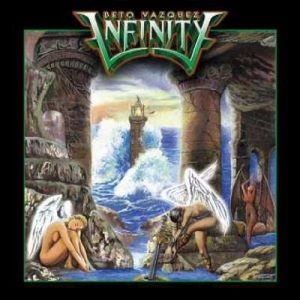 Infinity CD Cover Latin America