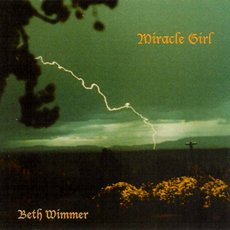 Beth Wimmer - Miracle Girl - CD Cover