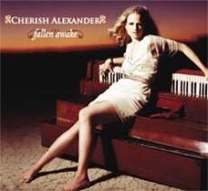 Cherish Alexander - Fallen Awake - CD Cover