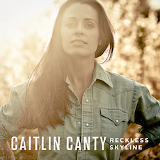 Caitlin Canty - Reckless Skyline - CD Cover