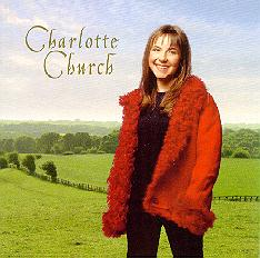 Charlotte Church CD Cover-Click to visit her website