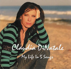 My Life In 5 Songs CD Cover