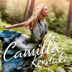 Camilla Kerslake - Moments - CD Cover