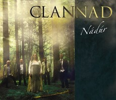 Clannad - Nádúr - Cover Artwork