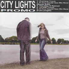 City Lights Promo CD Cover