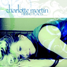 Charlotte Martin - Hiding Places - Cover Artwork