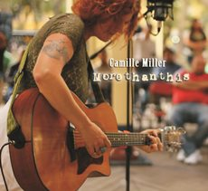 Camille Miller - More Than This - CD Cover