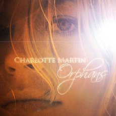 Charlotte Martin - Orphans - CD Cover