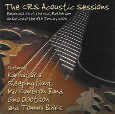 CRS Acoustic Sessions