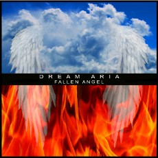 Dream Aria - Fallen Angel - CD Cover Artwork