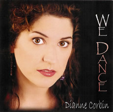 We Dance CD Cover
