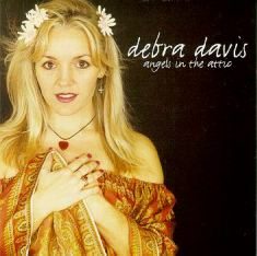 Debra Davis Angels In The Attic CD Cover