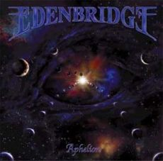 Edenbridge Aphelion CD Cover