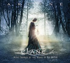 Elane - Arcane - CD Cover