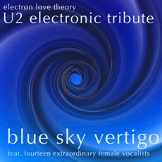 Electron Love Theory - Blue Sky Vertigo - CD Cover