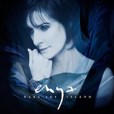 Enya - Dark Sky Island - CD Artwork