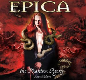 Epica The Phantom Agony