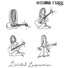 Isolated Impression CD Cover