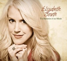 Elizabeth South - The Mysteries of our Minds - CD Cover