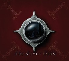 Elane - The Silver Falls - CD Artwork