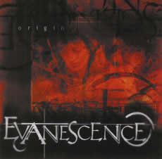 Evanescence Origin CD Cover