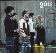 Gåte Jygri CD Cover