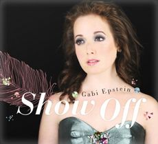 Gabi Epstein - Show Off - CD Cover