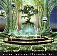 Glass Hammer - Chronometree CD Cover